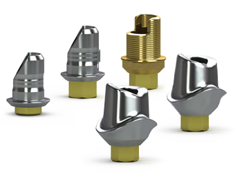 Metal Analog Abutments